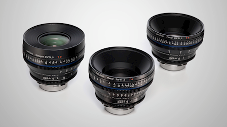 Carl Zeiss Cinema Lenses at Cine Gear 2016
