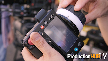 Band Pro Showcases Wireless Lens Controllers at Cine Gear 2016