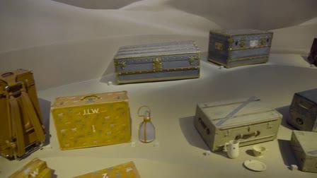 Louis Vuitton exhibition in Tokyo