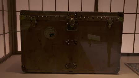 Louis Vuitton exhibition in Tokyo, video 2