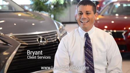 Lexus of Toledo - Listen