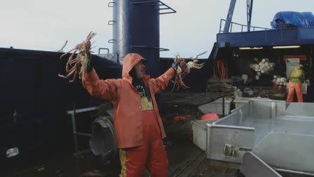 Discovery Channel: Poetry on the Seas: Deadliest Catch / Chevron Delo