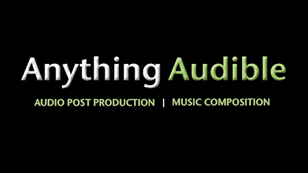 Anything Audible-August 2016 Demo