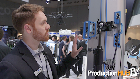 ARRI Introduces the Sky Panel S120-C & Firmware 2.5 at IBC 2016