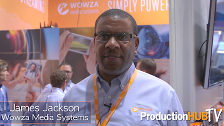 An Overview of Wowza Media Systems at IBC 2016