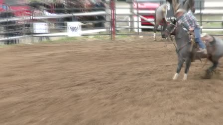 Two and a half minutes of a fun filled crazy little rodeo in Arnprior, Ontario.