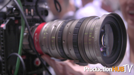 Band Pro Film & Digital Features Major Lens Innovations at IBC 2016