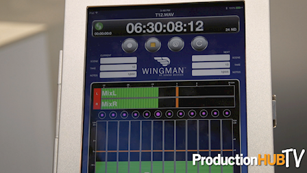 Sound Devices unveils Wingman App at IBC 2016