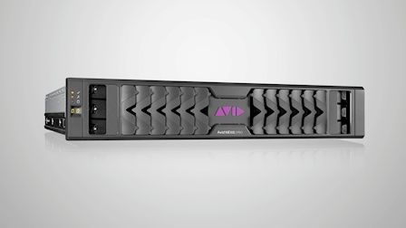 Avid shows Nexis Pro Shared Storage Solution at IBC 2016