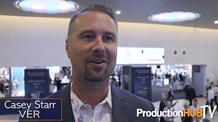 VER's Casey Starr at IBC 2016