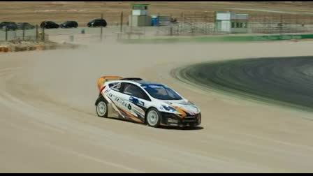 Global Rallycross Commercial - Jackie Heinricher