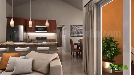 Residential - Condominium 3D Virtual Walkthrough Animation