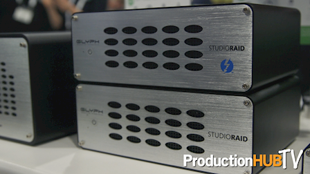Glyph Technologies Storage Solutions at NAB New York 2016