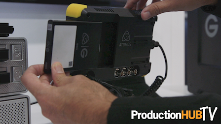 G-Technology & Atomos Master Caddy 4K Workflow at NAB New York 2016