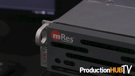 Pronology mRes Multi-Res Encoder at NAB New York 2016