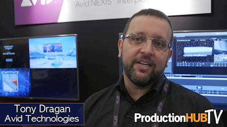 Avid Technologies NEXIS at NAB New York 2016