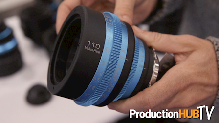 G.L. Optics Cinemod & Rehoused Classics at NAB NY 2016