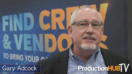 "Gary Adcock Talks Shooting with IB/E Raptor Lenses for Band Pro's ""EL IDEAS"" Short Film at NAB New York 2016"