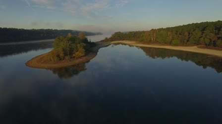 Lake Greeson, Arkansas Aerials