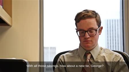 George got hacked
