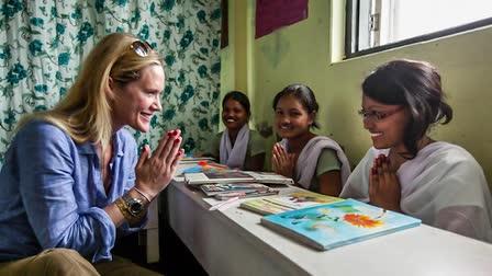 World of Children Award - Stephanie March