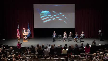 Citizenship Ceremony (excerpt) - Napa Valley College - 3/31/16