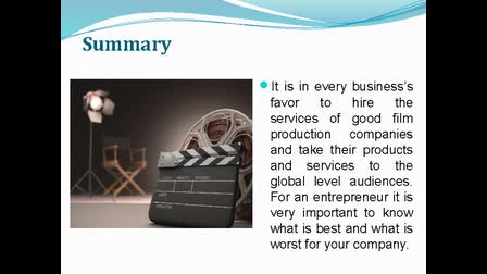 Promote your Business with Film Production Companies in Delhi