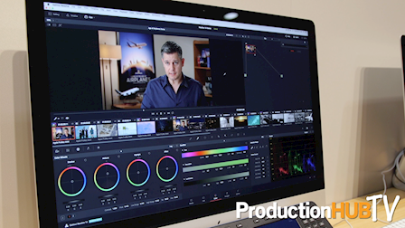 Blackmagic Design Announces DaVinci Resolve 14 at NAB 2017