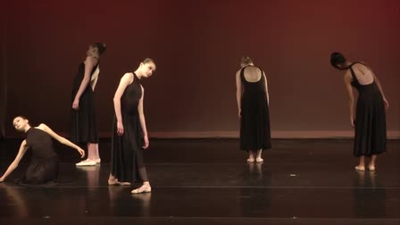 Duo Camera coverage of a dance theater recital