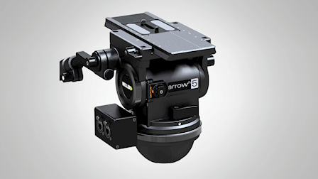 Miller Camera Support Showcases ArrowFX Fluid Head at NAB 2017