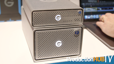G-Technology Adds Thunderbolt 3 & USB-C Connectivity to Their Portfolio at NAB 2017