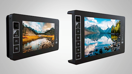 SmallHD Premieres UltraBright HDR Monitors & Focus Touchscreen Monitor at NAB 2017
