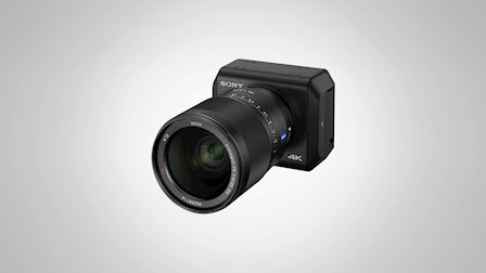 Sony Talks UMC-S3CA Ultra High Sensitivity 4K Camera at NAB 2017
