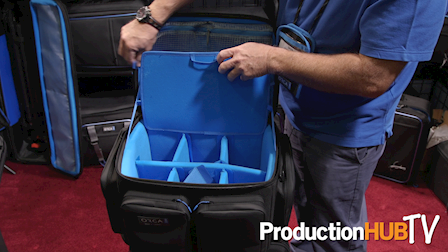 Orca Bags Showcases New Pro Audio & Video Bags at NAB 2017