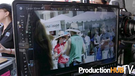 Redrock Micro Revolutionizes Gimbal & Lens Control at Cine Gear Expo 2017