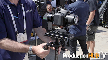 Glidecam Introduces Tru-Horizon Brushless Gimbal at Cine Gear 2017