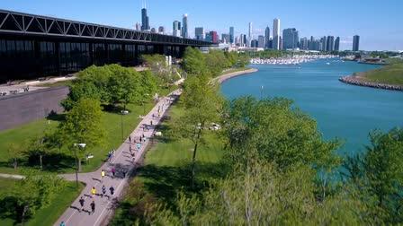 Chicago Spring Half Marathon 2017