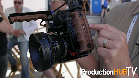 Zacuto Showcases Their New Panasonic GH5 Cage at Cine Gear Expo 2017
