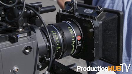 Colt Seman Talks Leica Large Format Thalia Lenses at Cine Gear 2017