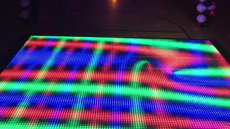 LED Dance Floor Demo