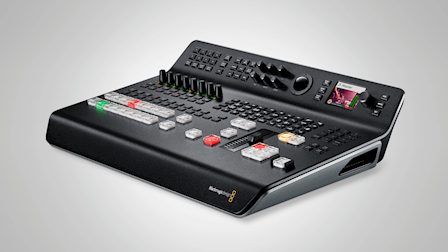 Blackmagic Design Showcases Live Production Equipment at InfoComm 2017