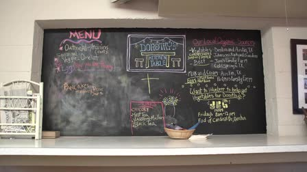 Dorothys Kitchen News reel