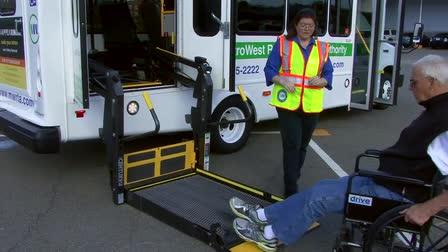 MWRTA Wheelchair Training