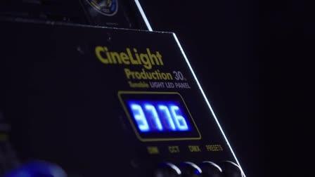 CINELIGHT Tunable Softlight LED PANELS