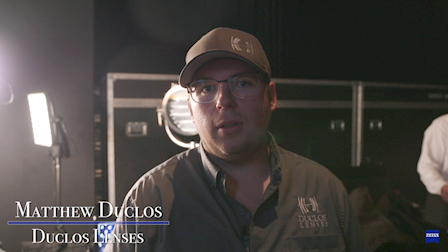 Duclos Lens Lab: Zeiss CP.3 XD's with Matthew Duclos