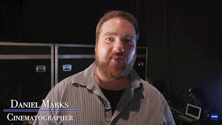 Duclos Lens Lab: Zeiss CP.3 XD's with Cinematographer Daniel Marks
