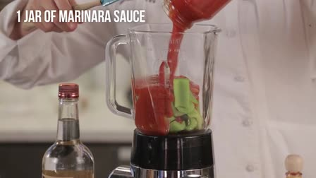 Food Network: Marinara Bloody Mary