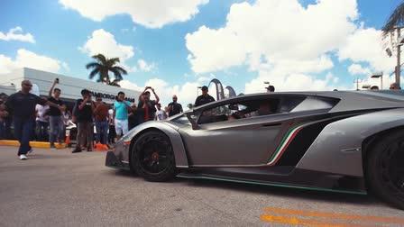 Lamborghini Miami | BullFest 2017