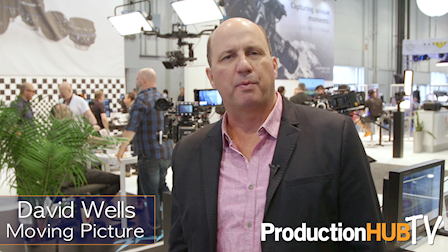 David Wells of Moving Picture Rental Talks Cinema Lenses at NAB 2017