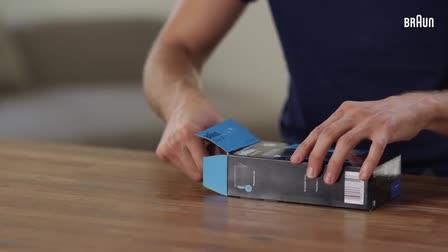 Braun | Series 3 Unboxing Video